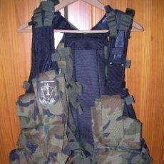 Militaria: CHALECO TÁCTICO. Lote 57583210