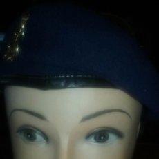 Militaria: ARMADA ESPAÑOLA. INFANTERIA DE MARINA. BOINA.. Lote 57843232