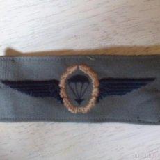 Militaria: EMBLEMA DE TELA , EJERCITO AIRE, PARACAIDISTA. Lote 57918715