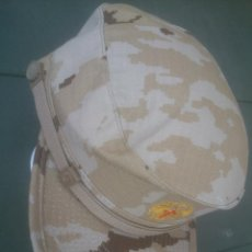 Militaria: GORRA MILITAR EJERCITO DE TIERRA PIXELADA ARIDA. Lote 57941562