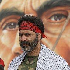 Militaria: CHAFIYEH BASIJ MILITAR - PAÑUELO - PASDARAN CHIÍTA - ORIGINAL - TRAIDA DE IRAN. Lote 41514414