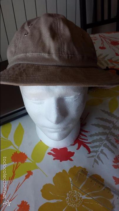 Militaria: militar sombrero americano vietnam gorro gorra daysi oc - Foto 4 - 58110794