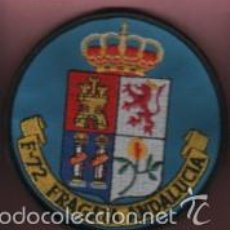Militaria: FELPA MILITAR - BORDADA F - 12 FRAGATA ANDALUCIA - BARCO . Lote 58222466