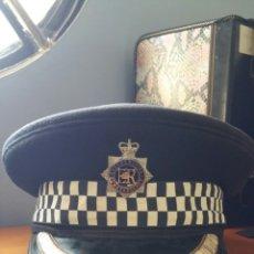 Militaria: GORRA POLICIAL REINO UNIDO. Lote 58273975