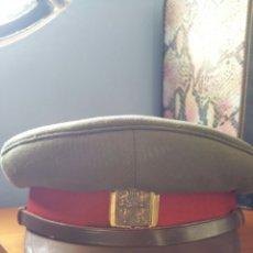 Militaria: GORRA POLICIAL CHECOSLOVAQUIA. Lote 58274020