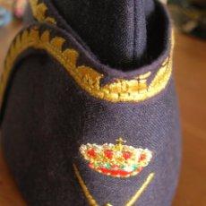 Militaria: EXCEPCIONAL GORRILLO DE GENERAL DE BRIGADA DE AVIACIÓN. EJÉRCITO DEL AIRE.. Lote 58506431