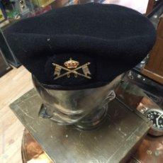 Militaria: BOINA CABALLERIA. Lote 58664841