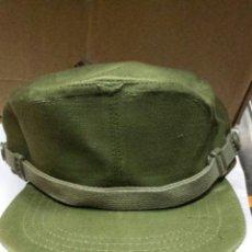 Militaria: GORRA FAENA VERDE AÑOS 80, TALLA 56. Lote 58731026