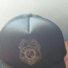 Militaria: GORRA POLICIAL TIPO BEISBOL. Lote 58835848