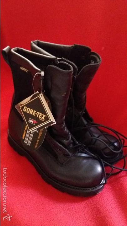 787d51a8d Botas gore-tex. ejército español. número 41 - Sold at Auction - 58917185