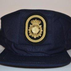 Militaria: GORRA DE POLICIA (U.I.P.) POLICIA NACIONAL. Lote 59864848