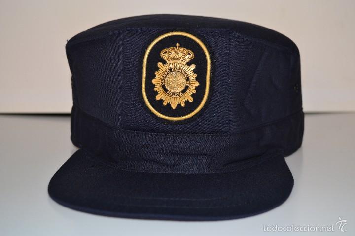 a1ae74e9411f4 gorra policia ( u.i.p.) policia nacional - Comprar Boinas y gorras ...