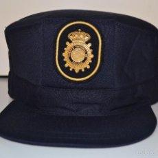 Militaria: GORRA POLICIA ( U.I.P.) POLICIA NACIONAL. Lote 59865044