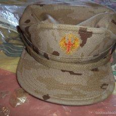 Militaria: GORRA ARIDO PIXELADO TALLA P. Lote 60207687