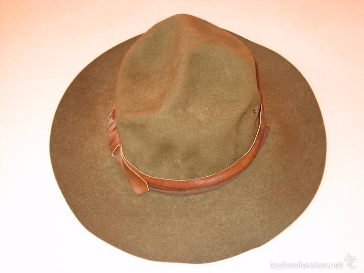 sombrero explorador boy scout - gorro scout esc - Comprar Boinas y ... 1ffce07fde4