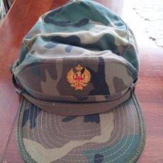 Militaria: MILITAR - GORRA EJERCITO TIERRA AÑOS 1990 - VER FOTOS. Lote 61260043