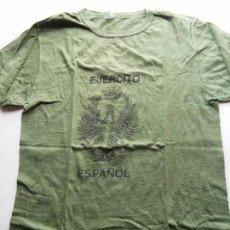 Militaria: CAMISETA - JERSEY - EJERCITO INFANTERIA ESPAÑOL - AÑOS 1990 - VER FOTOS. Lote 61261559