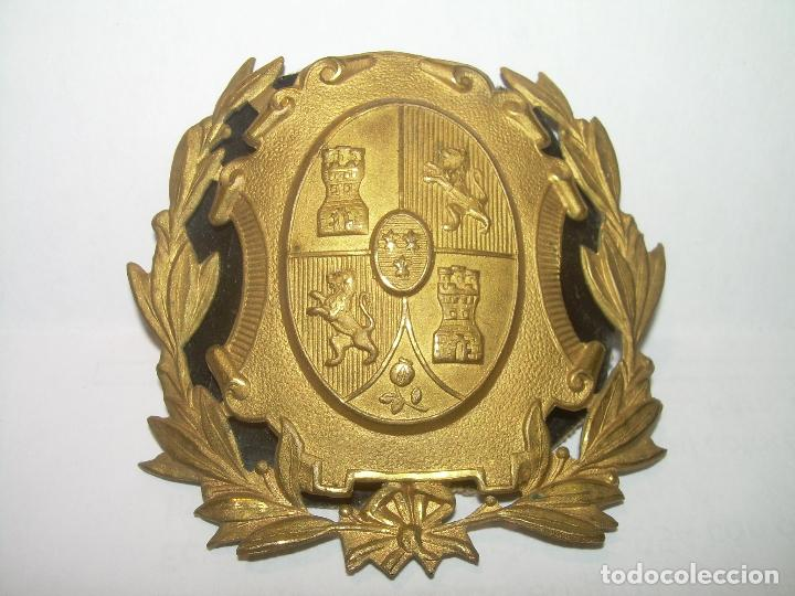 Militaria: ANTIGUOS COMPLEMENTOS PARA GORRA ROS....EPOCA ALFONSO XIII. - Foto 4 - 62901488
