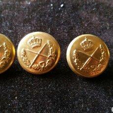 Militaria - Cuatro botones de general finales del siglo XIX principios del siglo XX - 63125858