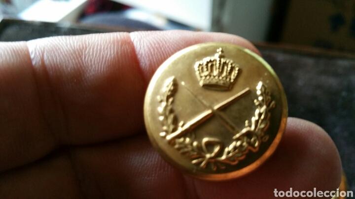 Militaria: Cuatro botones de general finales del siglo XIX principios del siglo XX - Foto 2 - 63125858