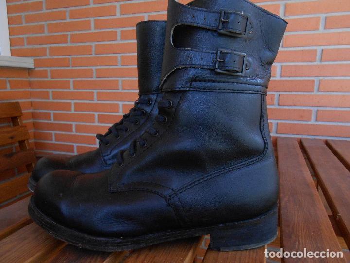 Militaria: botas de clavos suela de cuero muy antiguas ,alemanas? T47 - Foto 3 - 63484832