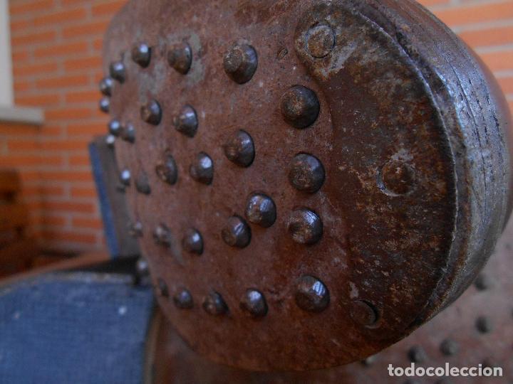 Militaria: botas de clavos suela de cuero muy antiguas ,alemanas? T47 - Foto 7 - 63484832