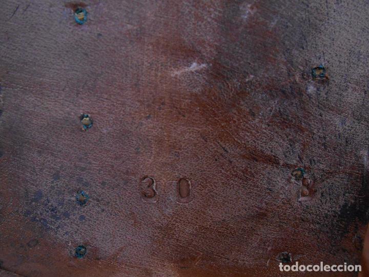 Militaria: botas de clavos suela de cuero muy antiguas ,alemanas? T47 - Foto 9 - 63484832