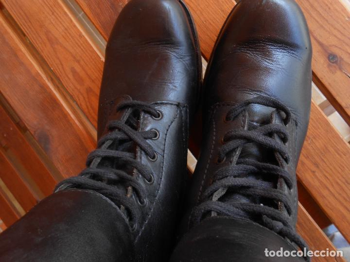 Militaria: botas de clavos suela de cuero muy antiguas ,alemanas? T47 - Foto 11 - 63484832