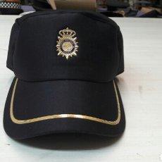 Militaria - Gorra oficial de la policia nacional agente - 125589004