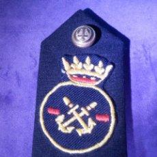 Militaria: HOMBRERA - PALA - RELACIONADA CON LA MARINA -. Lote 63702611