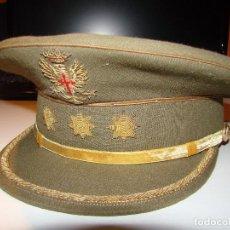 Militaria: ANTIGUA GORRA DE CORONEL DE INFANTERÍA. Lote 64119867