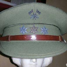 Militaria: GORRA DE CABALLERÍA ALFONSO XIII REPÚBLICA GRADUACIÓN CAPITÁN MUY BUEN ESTADO. Lote 64669417