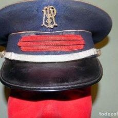 Militaria: ANTIGUA GORRA POLICIA MUNICIPAL, EPOCA FRANQUISTA. Lote 66823138