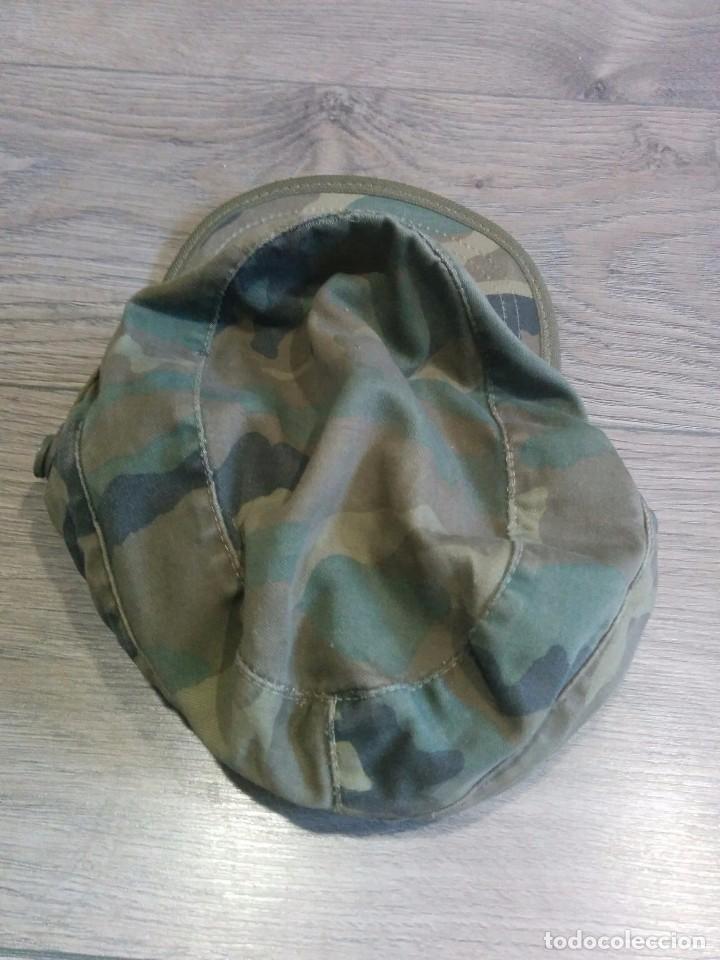 Militaria: Original Antigua gorra militar - Foto 2 - 67069642