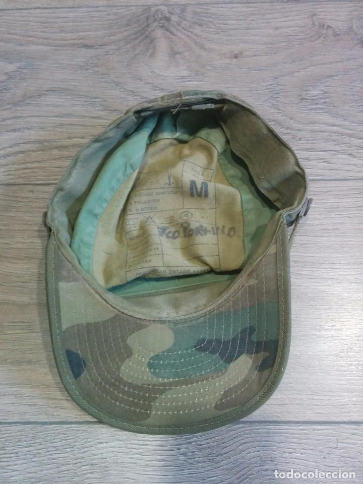 Militaria: Original Antigua gorra militar - Foto 3 - 67069642
