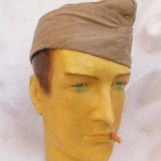 Militaria: GARRISON CAP US ARMY, IIGM. Lote 195102417
