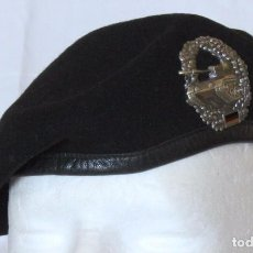 Militaria: BOINA CARROS ALEMANIA FEDERAL GERMANY TANK BERET. Lote 67183833
