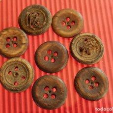 Militaria - Guardia Civil. Botones. Utilizados en prendas de su uniformidad. Finales siglo XIX, principios del - 68877385