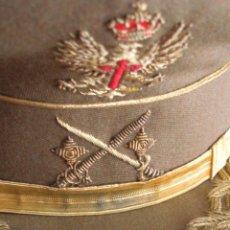 Militaria: GORRA DE GENERAL DE DIVISION. EPOCA DE LA TRANSICIÓN. VETERANO DIVISIONARIO. DIVISION AZUL. Lote 69077161