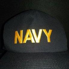 Militaria: USN. US NAVY. GORRA. Lote 69403509