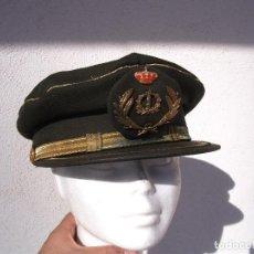 Militaria: GORRA DE GALA, CUERPO JURÍDICO MILITAR, AÑOS 80, TALLA MEDIANA. GORRA MILITAR ESPAÑOLA.. Lote 69829253