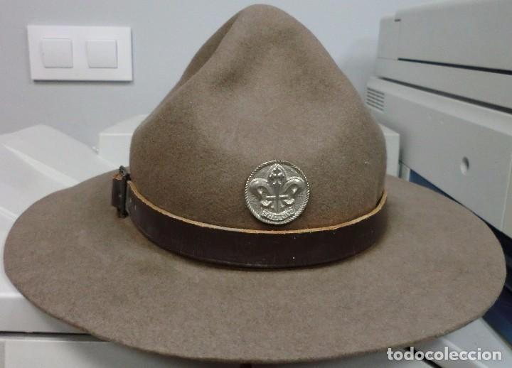 SOMBRERO DE SCOUTS (Militar - Boinas y Gorras )