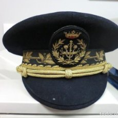 Militaria: GORRA DE PLATO DE INGENIERO TÉCNICO INDUSTRIAL. Lote 71181253