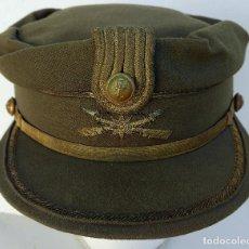 Militaria: TERESIANA COMANDANTE LEGION ESPAÑOLA, COLOR KAKI, ESTRELLA BORDADA,EPOCA FRANCO, MELILLA. Lote 71602259
