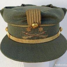 Militaria: TERESIANA TENIENTE LEGION ESPAÑOLA, COLOR VERDE LEGION O SARGA, ESTRELLA BORDADA,. Lote 71602463