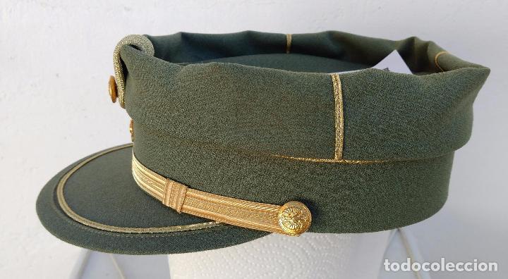 Militaria: TERESIANA empleo SARGENTO LEGION ESPAÑOLA, COLOR VERDE LEGION O SARGA, - Foto 3 - 71602651