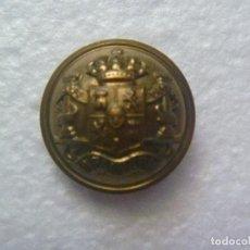 Militaria: BOTO DE INFANTERIA DE ALFONSO XIII . DE DIEZ Y CIA. Lote 71839187
