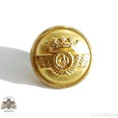 Militaria: BOTÓN AVIACIÓN AÑOS 40 - 2,4 CM DE DIÁMETRO. Lote 73310415