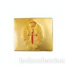 Militaria: HEBILLA CINTURON DE GALA DEL EJERCITO ESPAÑOL. Lote 73550623