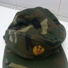 Militaria: GORRA MILITAR. Lote 73841298
